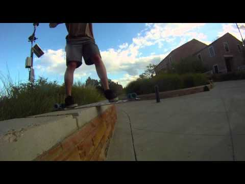 Boulder Longboarding: Campus Sessions 1