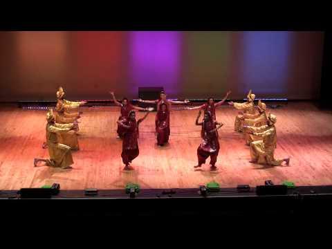 Bhangra Empire  Bruin Bhangra 2013 video