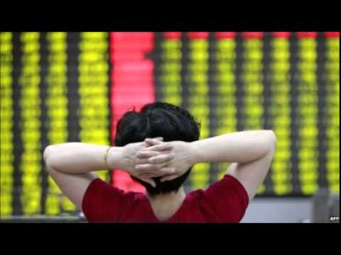Asian shares continue global downward trend