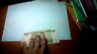 Как нарисовать 50,100,500,1000,5000 рублей?