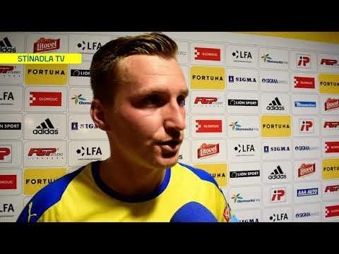Rozhovor po utkání v Olomouci (23.8.2019)