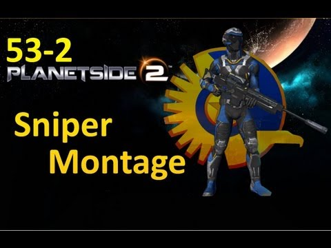 Sniper Planet Side 2