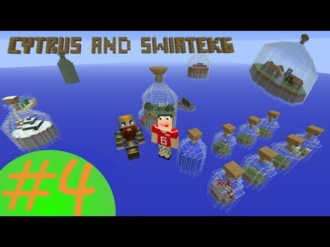 World in a Jar [PL] - Minecraft Survival #4 - Generator cobblestone.