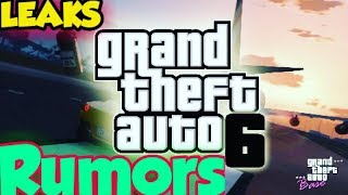 Gta 6 rumors and leaks
