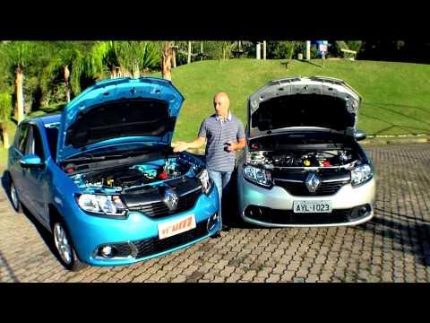 Confira as novidades da nova geração do Renault Sandero