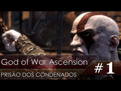 God of War Ascension #1 - Prisão dos Condenados