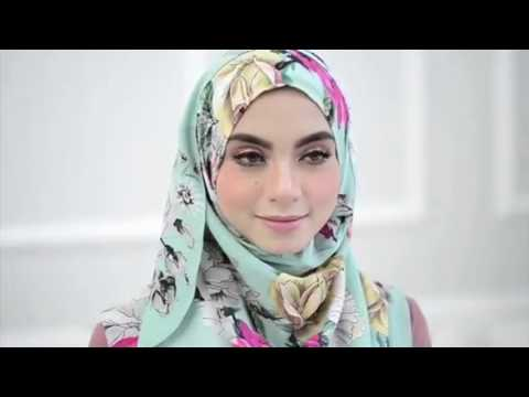 Tutorial Hijab Styles - New Model Hijab 2017 - Part 2