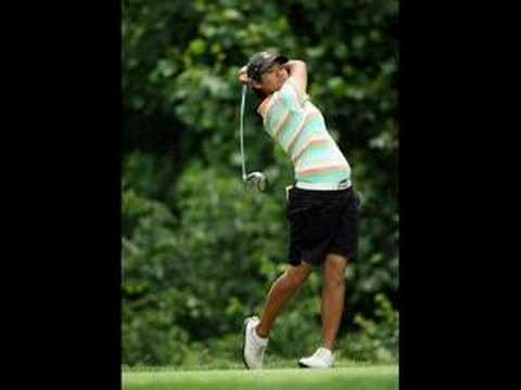 Yani Tseng -- Welcome To My World -- 2008 McDonalds LPGA Video