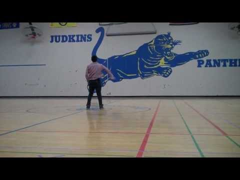 """Bryan Hernandez """"Massage Situation"""", Freestyle At Judkins Middle School"""