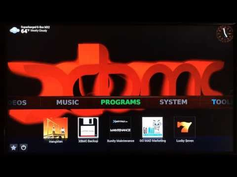 How to Increase XBMC Cache Space - NO MORE SLOW BUFFERING OR FULL CACHE