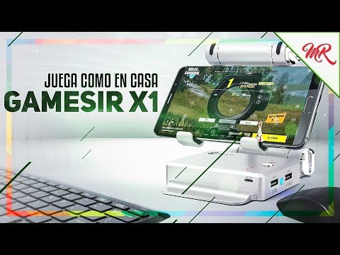 JUEGA COMO EN CASA ◊ GAMESIR X1 ◊ Marcos Reviews