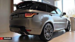 Range Rover Sport SVO 2018 NEW FULL Review Interior Exterior Infotainment - Alaatin61