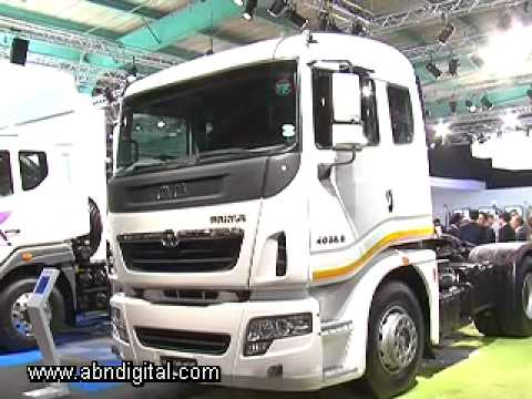 Joburg International Motor Show - Tata Motors