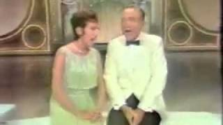Bing Crosby & Caterina Valente sing Crosby--Clooney Songs