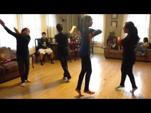 Philippine Folk Dance Itik Itik video