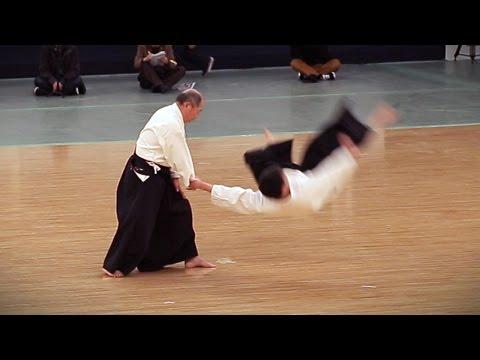 Daito-ryu Aiki-jujutsu - Kondo Katsuyuki - 38th Kobudo Embutakai at the Nippon Budokan