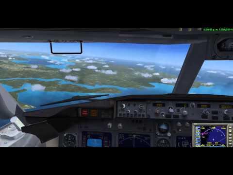 FLIGHT SIMULADOR X- VUELOS COSTA RICA