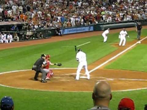 Jason Kipnis First MLB Hit