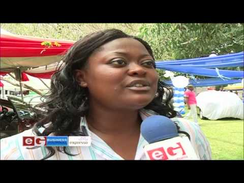 Accra Motor Fair news video