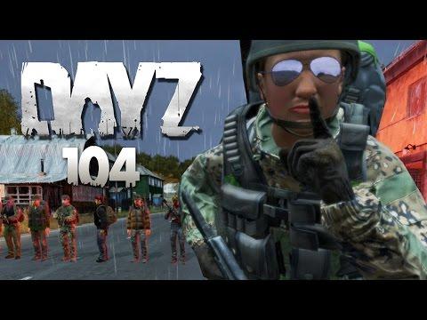 DAYZ #104 - Mörder in den eigenen Reihen [HD+]   Let's Play DayZ