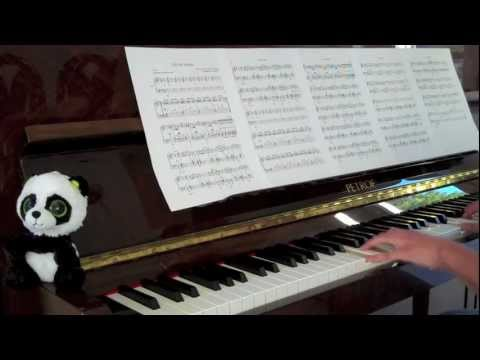 Carly Rae Jepsen - Call Me Maybe (piano Cover) video