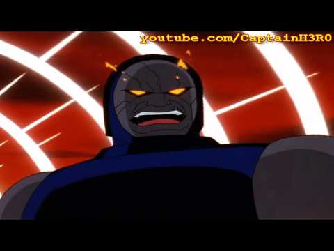 Darkseid kills Dan Turpin; Superman goes mad!