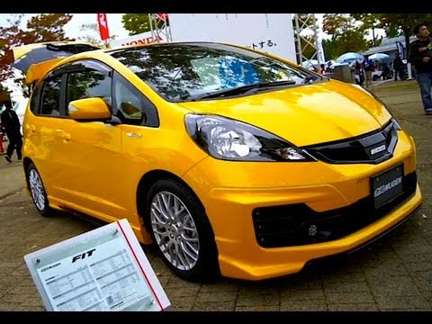 2011 Mugen Fit Jazz Rs Youtube