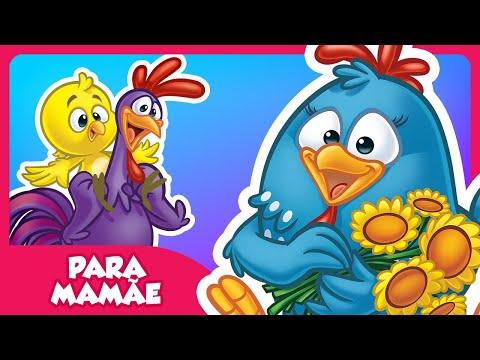 PARA MAMÃE - DVD Galinha Pintadinha 4 - OFICIAL