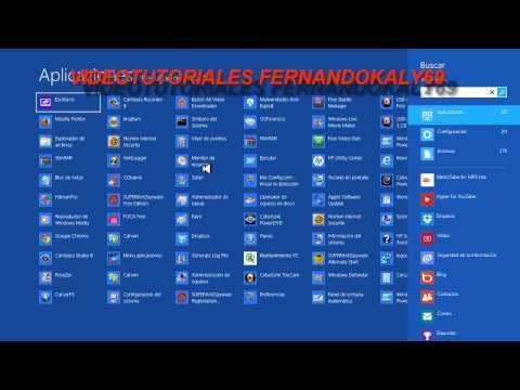 (Principiantes ) Localizar donde se instalan las apps windows 8 eliminar y optimizar (temp-cache)