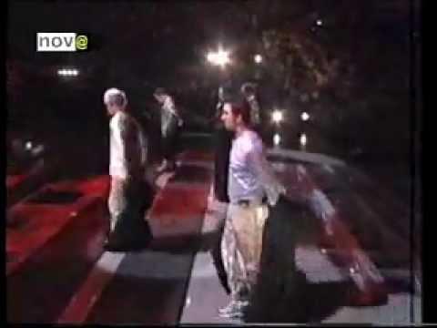 N Sync - Digital get down, Bye bye bye (No strings attached tour 2000)
