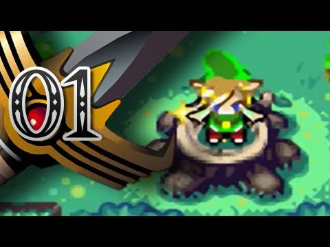 The Legend of Zelda: The Minish Cap - Part 1
