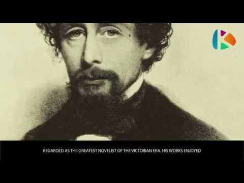 Charles Dickens - Famous Authors - Wiki Videos by Kinedio
