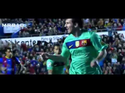 Lionel Messi Skills And Goals 2012 HD New