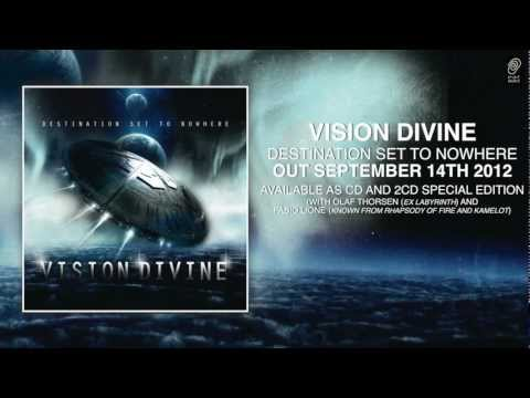 "Vision Divine ""Mermaids From Their Moons"" from ""Destination Set To Nowhere"""