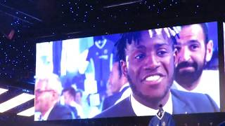 Chelsea's Player of The Year Award  - Best bits