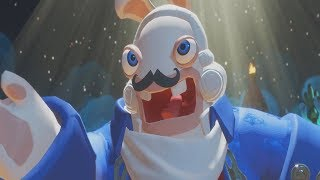 Mario + Rabbids Kingdom Battle - Phantom Sings / Phantom Opera Scene