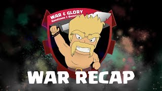 War & Glory vs.☆☆☆G ᛫ S☆☆☆  (NDL)