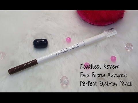 Roadtest Review: Ever Bilena Perfect Eyebrow Pencil
