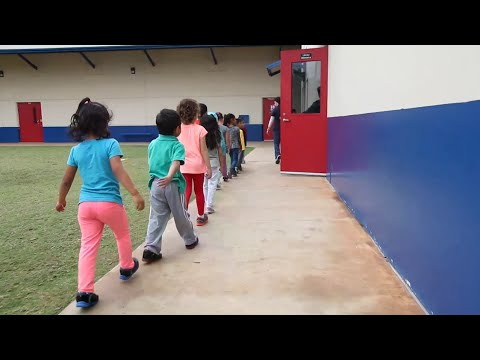 Inside Texas immigrant detention facilities