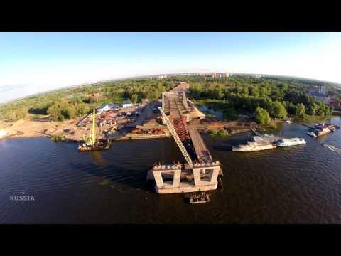 #Строительство Фрунзенского #моста #Samara