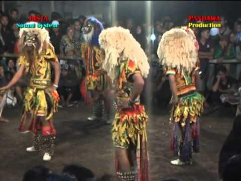 Jathilan kreasi KUDHO PANGLARAS dsn.Batur Lor ,Ngargomulyo Dukun Mglng