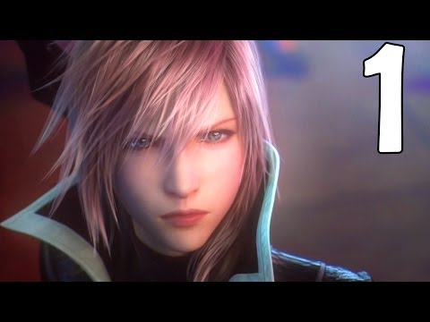 Lightning Returns: Final Fantasy XIII-3 - Movie Version - Part 1 - The End Of The World