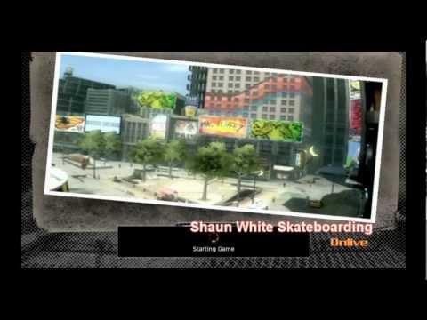 Shaun White Skateboarding e Fear 3 - Onlive