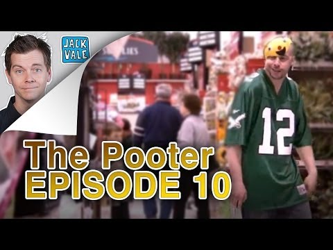 The Pooter Episode 10 FARTING IN PUBLIC