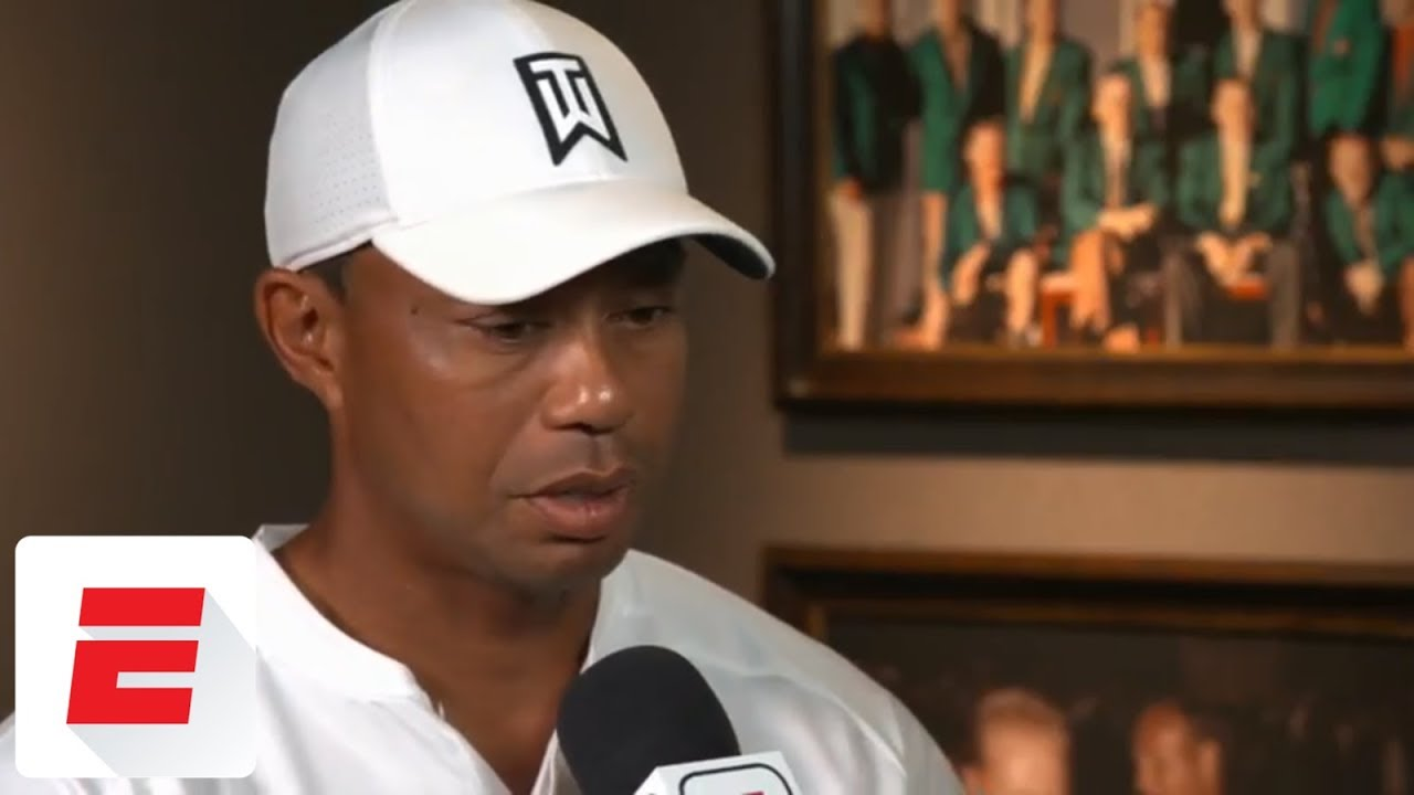 Tiger Woods on winning Masters: 'I like my chances' | ESPN