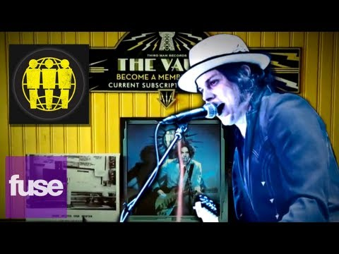Jack White's Third Man Records Store Tour