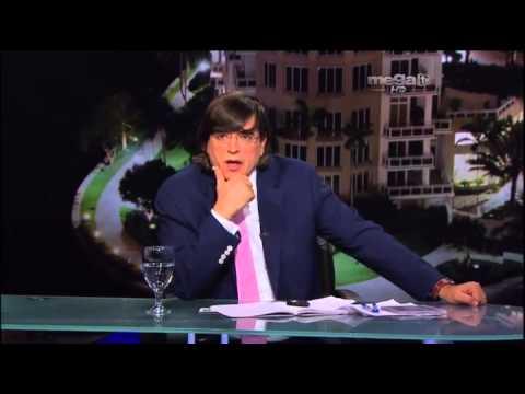 Jaime Bayly habla del cacerolazo a Roque Valero.