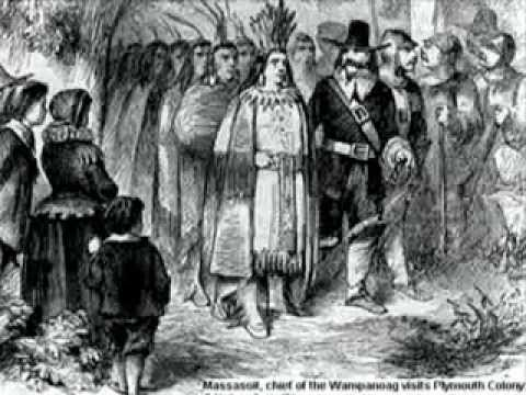 Quot Did The Pilgrims Get Along With Native Americans World