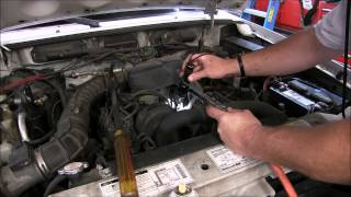 How To: Replace an Injector on a 2000 Ford Ranger