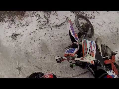 Broome Tioga Winter Scramble Round 4 - Commentary Episode 30 (Season 2)